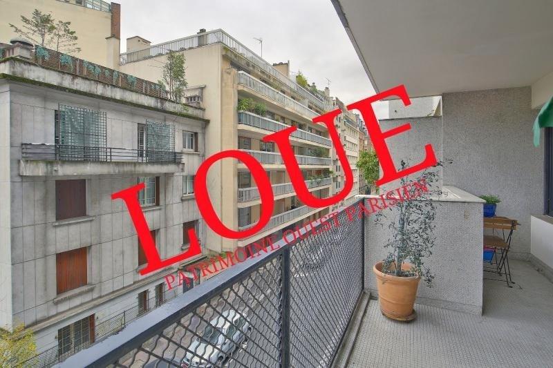 Rental apartment Paris 16ème 2680€ CC - Picture 5
