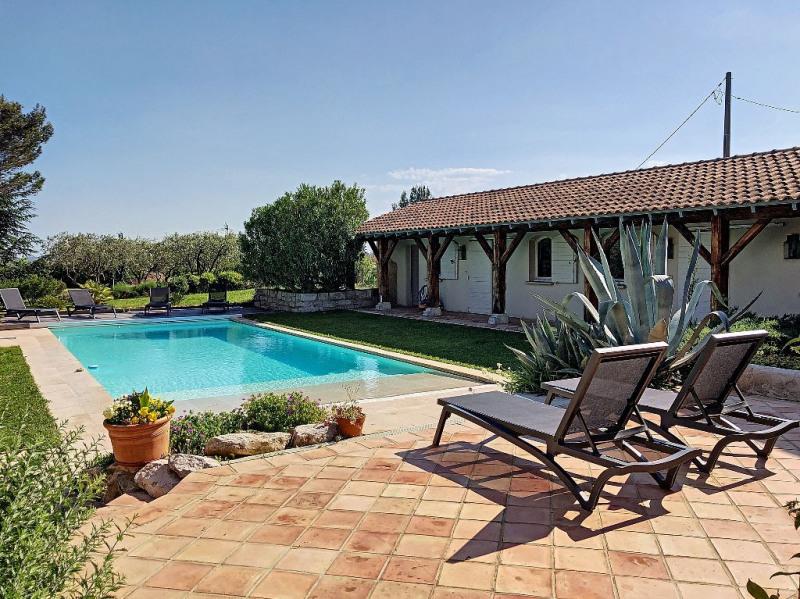 Verkoop van prestige  huis Villeneuve les avignon 955000€ - Foto 3