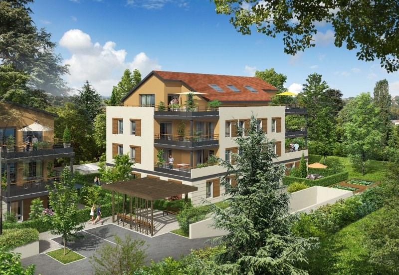 Sale apartment Genas 216927€ - Picture 2
