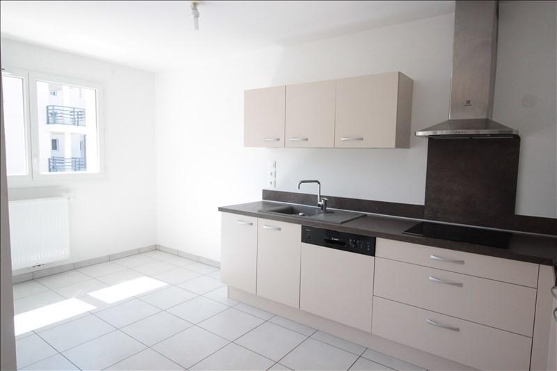 Rental apartment La roche-sur-foron 1185€ CC - Picture 1