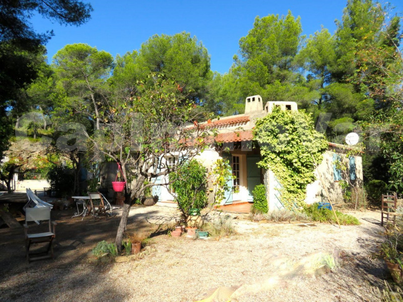 Sale house / villa Le castellet 548 000€ - Picture 1