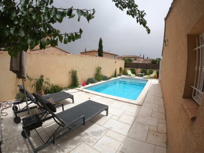 Sale house / villa Aix en provence 485000€ - Picture 11