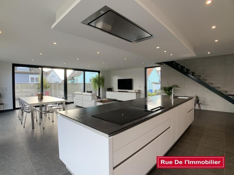 Vente de prestige maison / villa Oberhoffen sur moder 505000€ - Photo 2