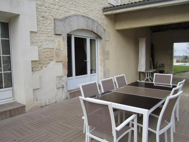 Vente maison / villa Barbezieux saint -hilaire 269100€ - Photo 1