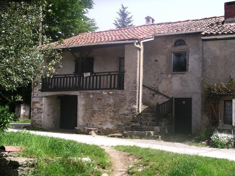 Sale house / villa Mazamet 58000€ - Picture 1