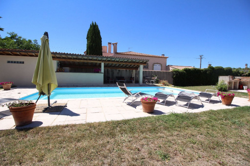 Vente de prestige maison / villa Bouillargues 575 000€ - Photo 2