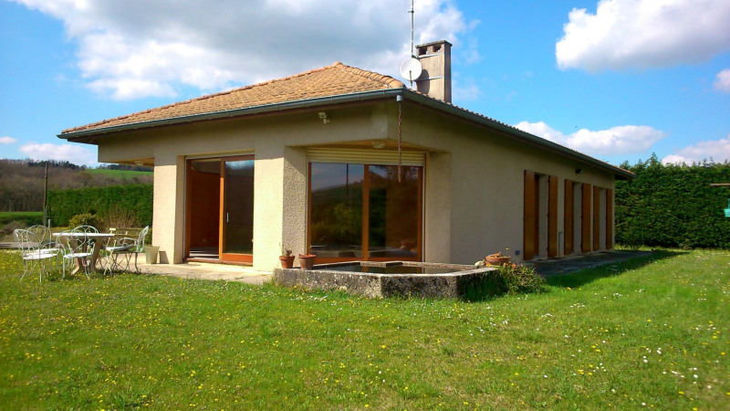 Rental house / villa Hauterives 950€ CC - Picture 2