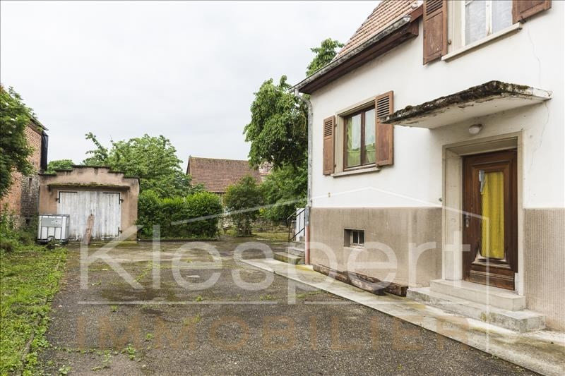 Investment property house / villa Muttersholtz 210000€ - Picture 10