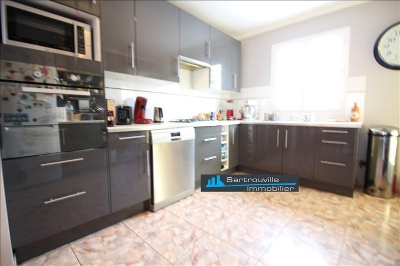 Sale house / villa Sartrouville 429000€ - Picture 4