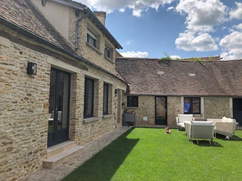 Rental house / villa Montfort l amaury 1700€ CC - Picture 1