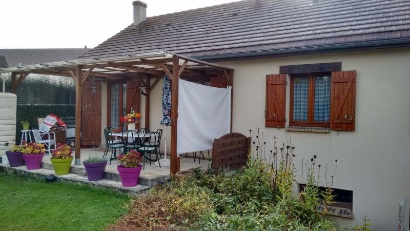Vente maison / villa Le mele sur sarthe 195000€ - Photo 1