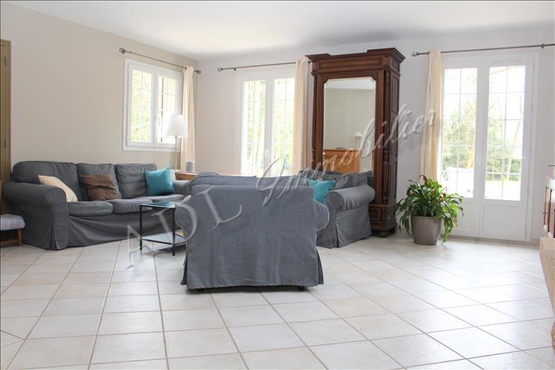 Deluxe sale house / villa Lamorlaye 594000€ - Picture 2