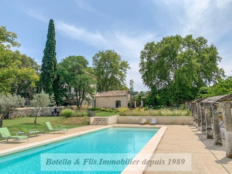 Deluxe sale house / villa Uzes 1 250 000€ - Picture 1