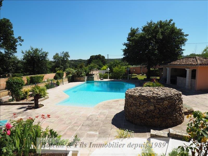 Verkoop van prestige  huis Uzes 495000€ - Foto 2