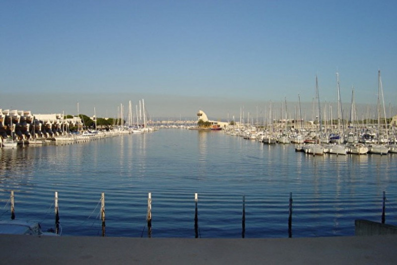 Sale apartment Port camargue 420 000€ - Picture 1