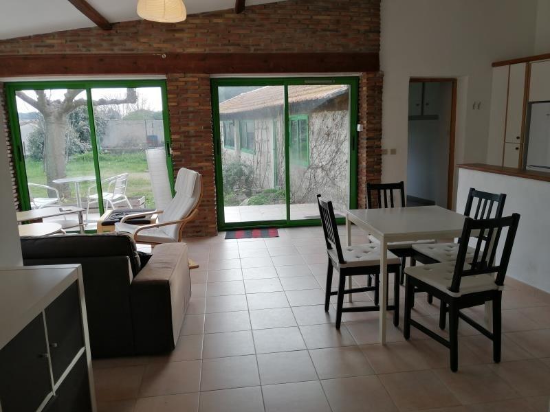 Verhuren  huis Saint chamas 785€ CC - Foto 1