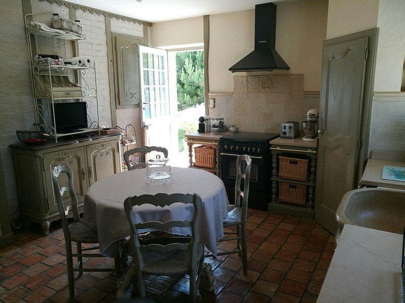 Deluxe sale house / villa Angers saumur 445 000€ - Picture 3