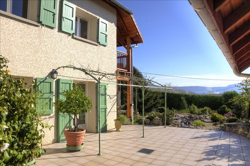 Deluxe sale house / villa Morestel 390 000€ - Picture 1
