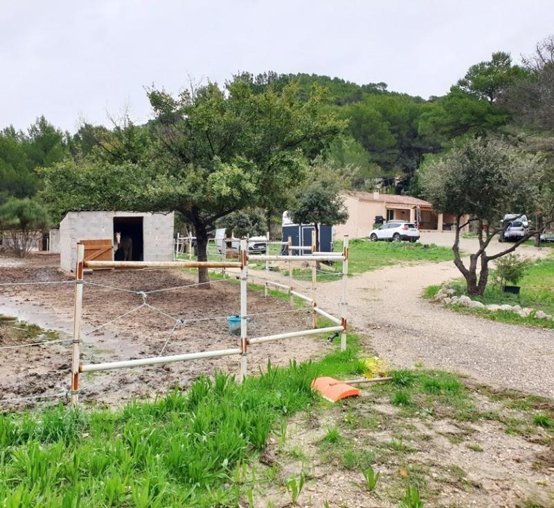 Vente maison / villa Rognes 355000€ - Photo 1