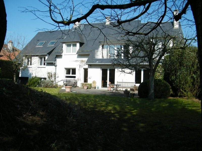 Deluxe sale house / villa Caen 598000€ - Picture 1