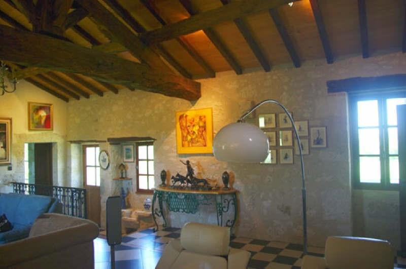 Verkoop  huis La romieu 398000€ - Foto 7