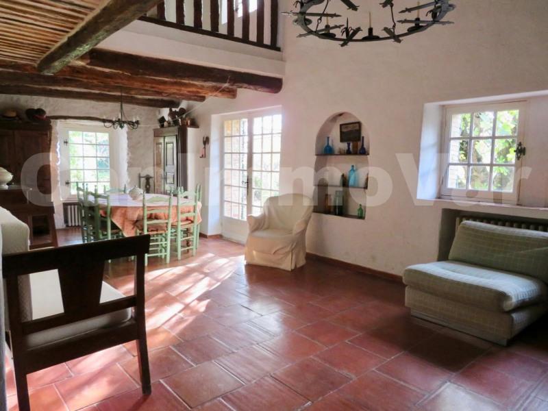 Vente de prestige maison / villa Le castellet 995000€ - Photo 13