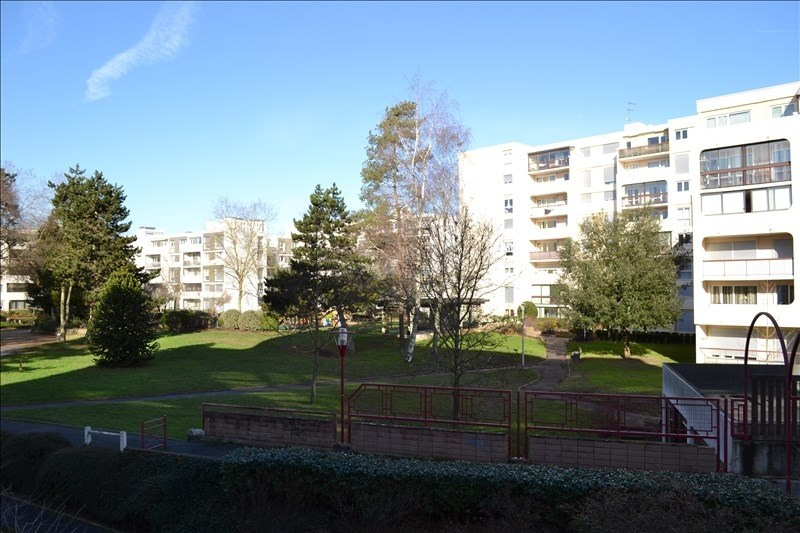 Rental apartment Les ulis 644€ CC - Picture 4