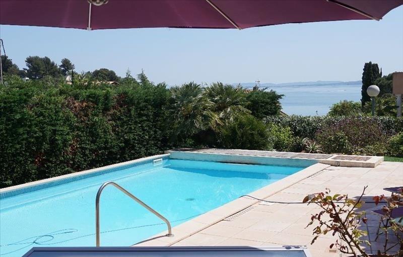 Deluxe sale house / villa Carqueiranne 899000€ - Picture 1