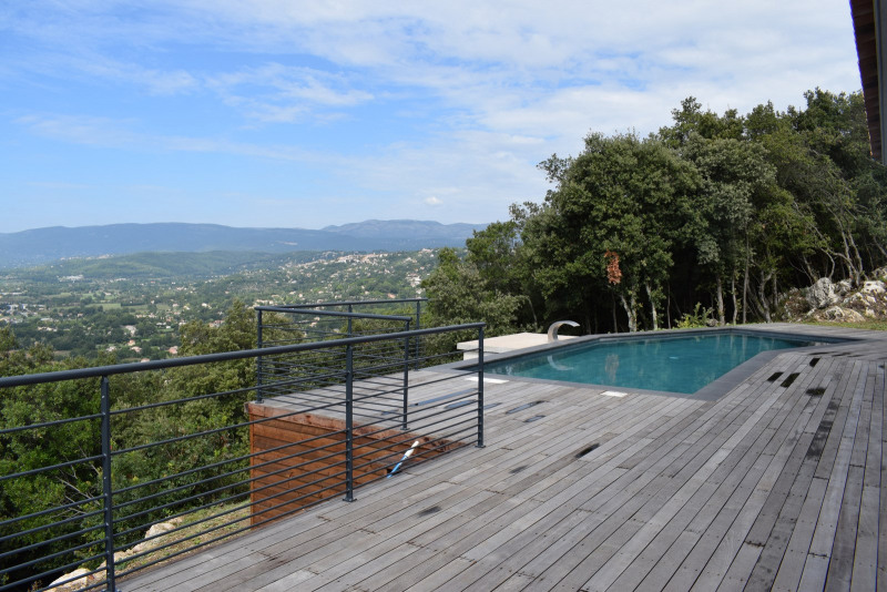 Verkauf von luxusobjekt haus Montauroux 780000€ - Fotografie 2