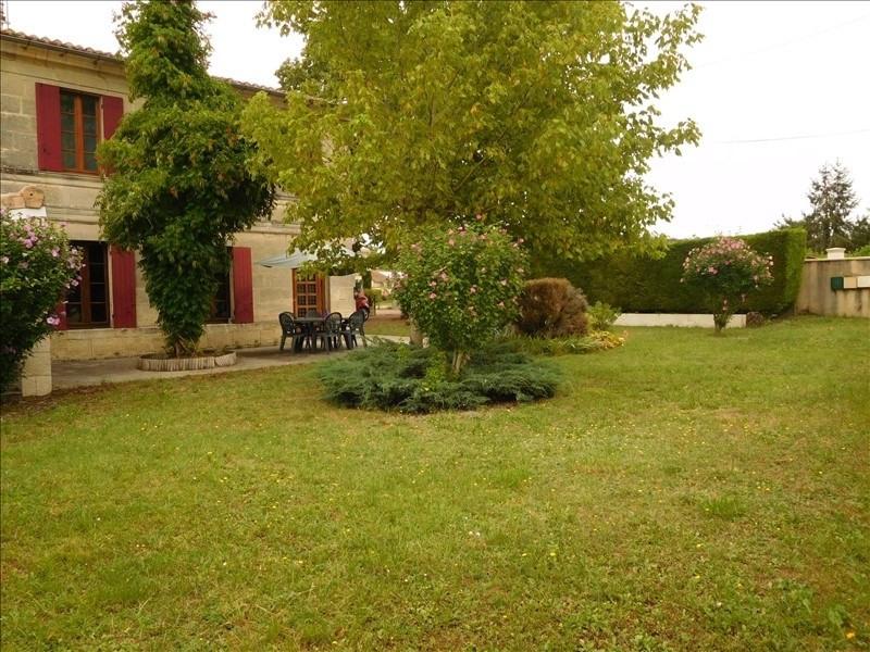 Location maison / villa Virsac 917€ CC - Photo 1