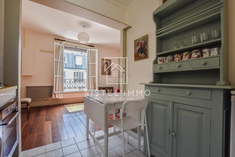 Sale apartment Paris 10ème 460000€ - Picture 2