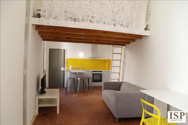 Location appartement Aix en provence 695€ CC - Photo 1