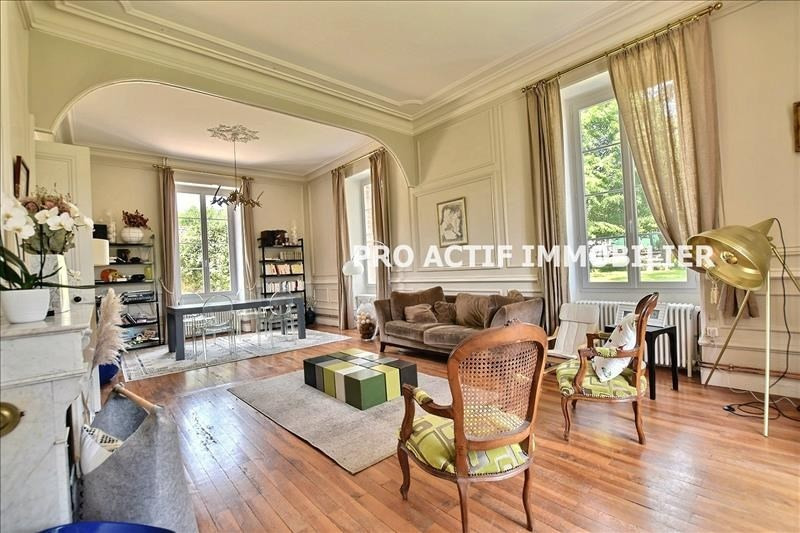 Sale house / villa Apprieu 495 000€ - Picture 2