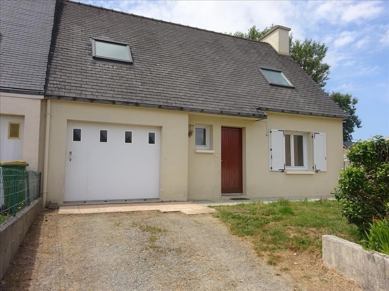 Vente maison / villa Lannilis 146500€ - Photo 2