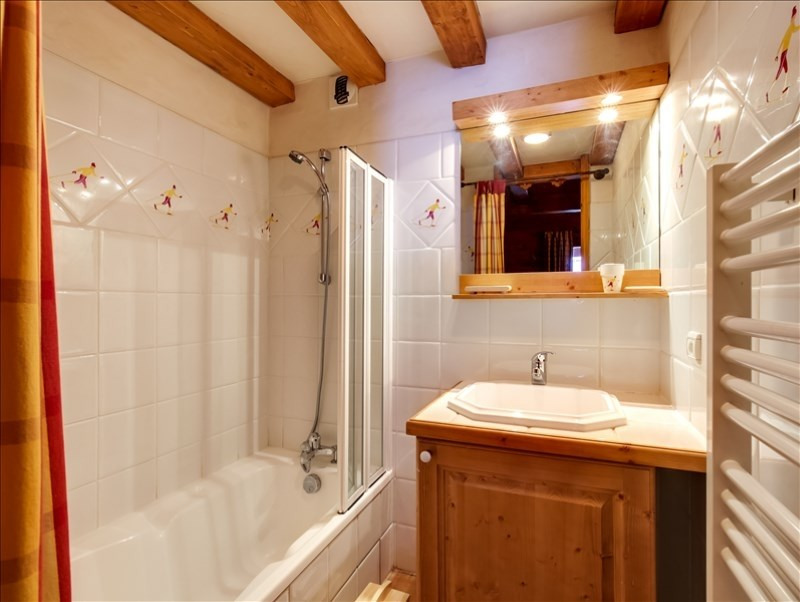 Deluxe sale apartment Meribel 1 300 000€ - Picture 7