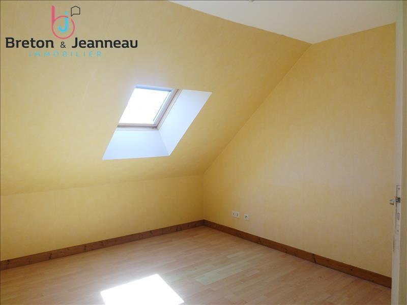 Rental house / villa St berthevin 490€ CC - Picture 6