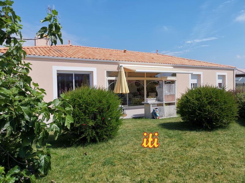 Vente maison / villa Chateau d'olonne 515000€ - Photo 1