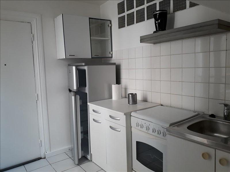 Rental apartment Paris 2ème 960€ CC - Picture 4