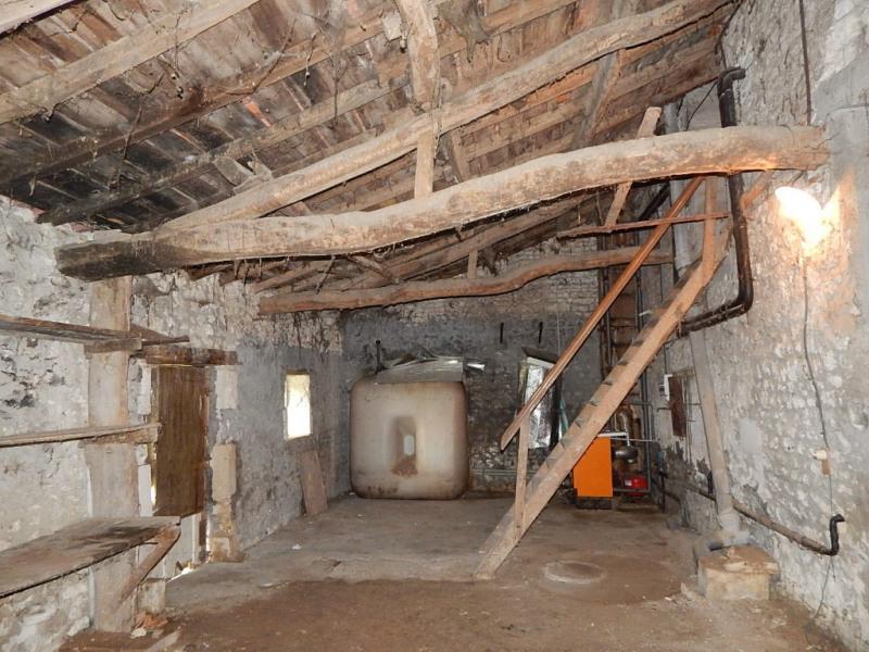 Sale house / villa Semussac 134000€ - Picture 8