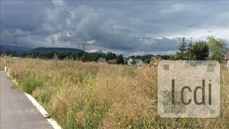 Vente terrain Raedersheim 136647€ - Photo 2