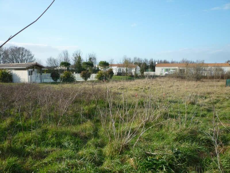 Terrain Saint Pierre D Oleron 731 m²