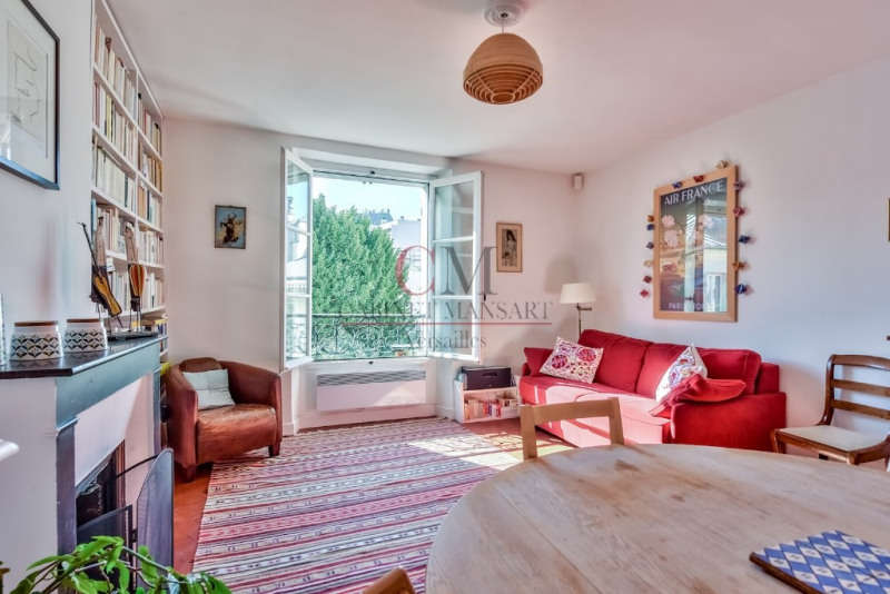Vente appartement Versailles 624000€ - Photo 2