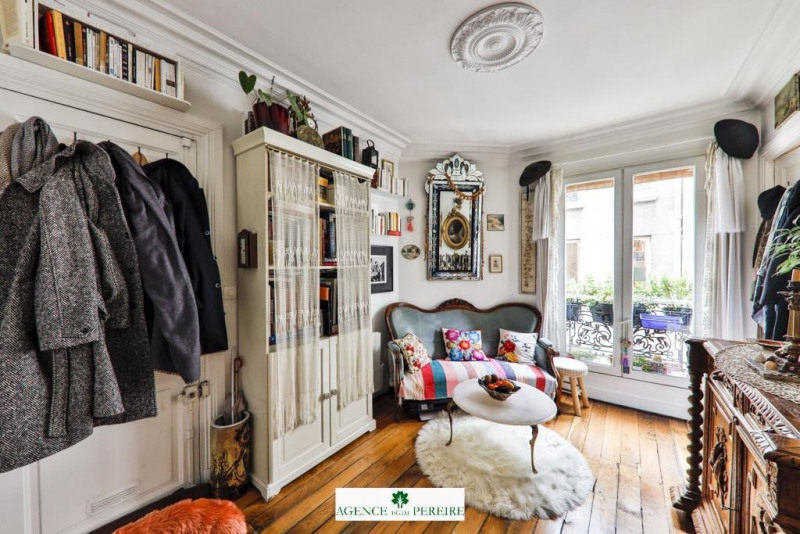 Sale apartment Paris 18ème 285 000€ - Picture 6