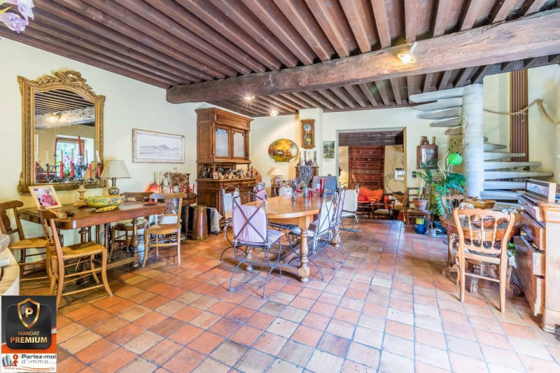 Sale house / villa Saint-romain-de-popey 419000€ - Picture 4