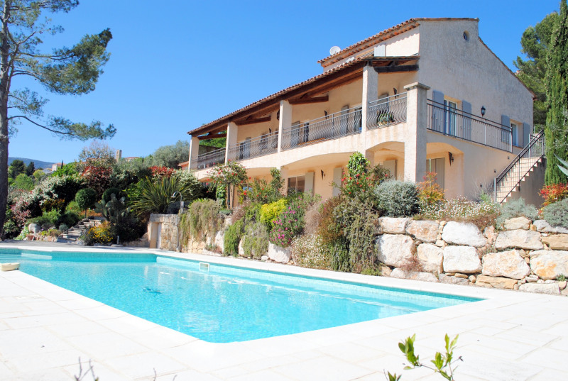 Deluxe sale house / villa Fayence 745 000€ - Picture 1