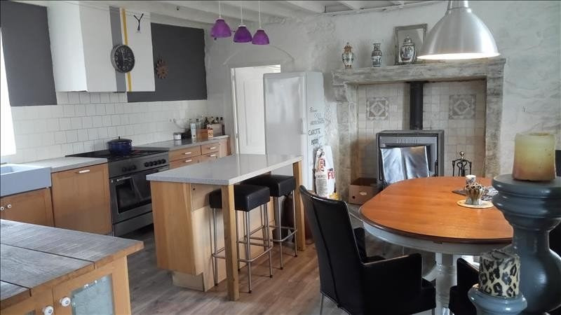 Sale house / villa Theneuille 139500€ - Picture 9