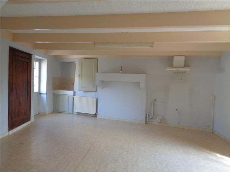 Vente maison / villa Pamproux 54 000€ - Photo 2