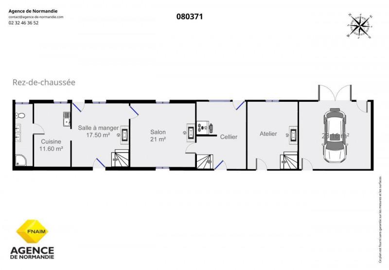 Vente maison / villa La ferte-frenel 80000€ - Photo 8