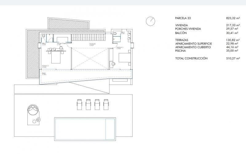 Deluxe sale house / villa Moraira province d'alicante 950000€ - Picture 7