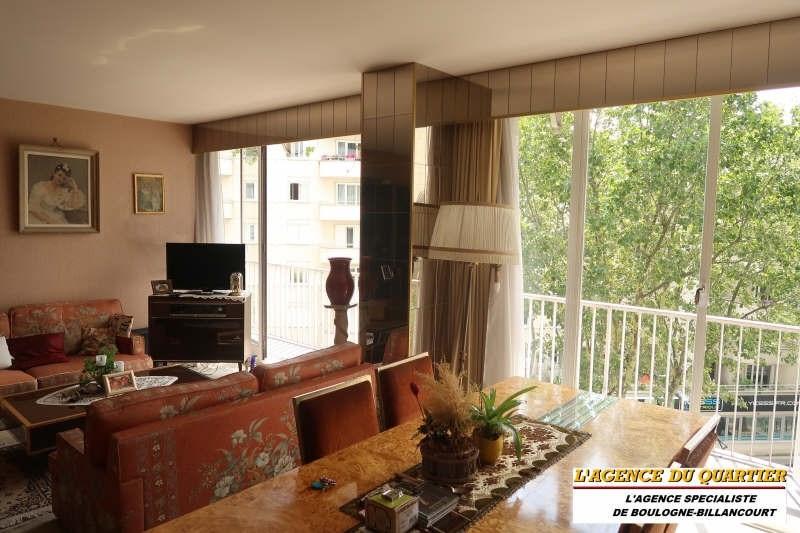 Revenda apartamento Boulogne billancourt 629000€ - Fotografia 2